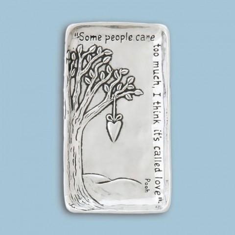 Heart Tree Small Tray