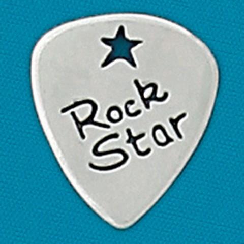 rock star guitar pick. Black Bedroom Furniture Sets. Home Design Ideas